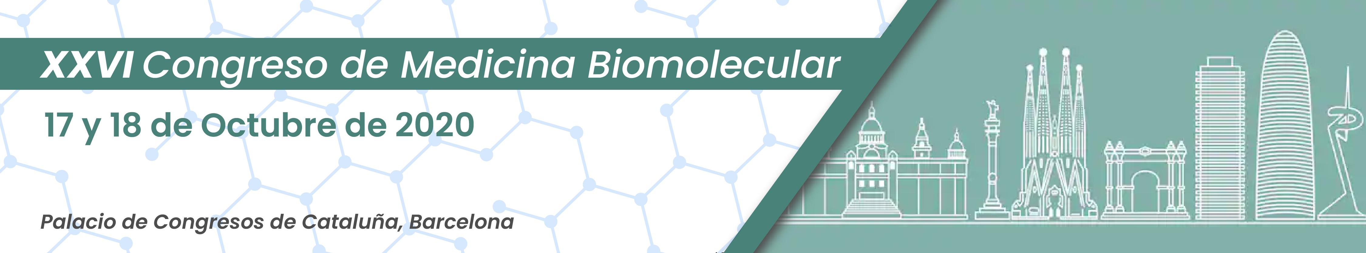XXVI Congreso de Medicina Biomolecular
